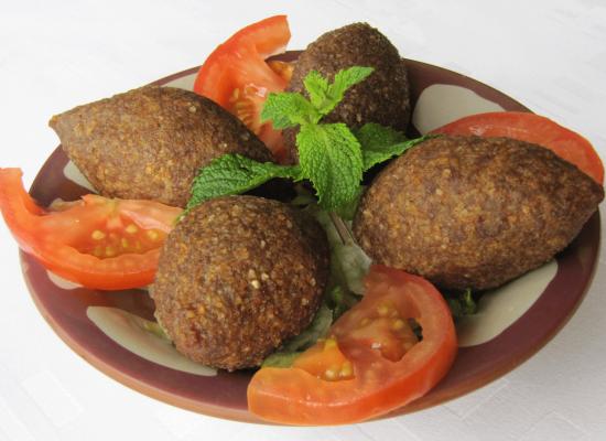 Kébbé boulette - Al Fawar