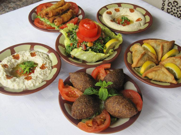 mezze-libanais